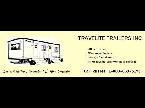 Mobille Office Trailer Rentals Kingston - Construction Office Trailer Rentals