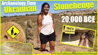 Kamyana Mohyla   Каменная могила: Ukraine's Stonehenge, Stone Grave   Archaeology Time