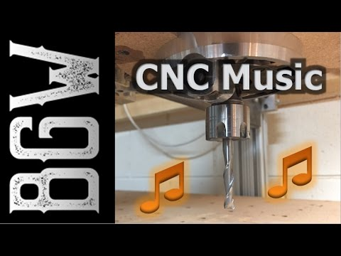 CNC Music! - How you can make your machine play a song.