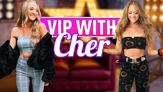 We got Cher VIP TICKETS front row! (Plus ACRO)| The Rybka Twins