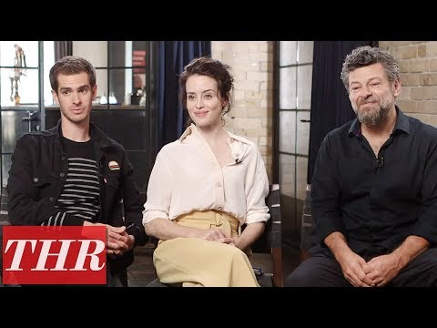 "Claire Foy & Andrew Garfield Shared ""Their Own Private World"" in 'Breathe' 