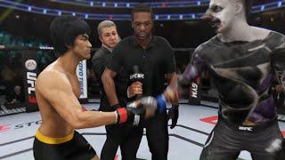 Publication Date: 2020-04-17   Video Title: Bruce Lee vs. Hell Raven (EA S