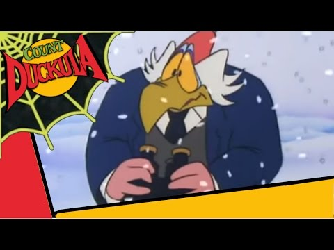 Arctic Circles | Count Duckula Full Episode