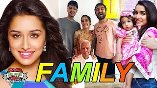 Shraddha Kapoor Family With Parents, Brother, Aunt, Cousin and Affair