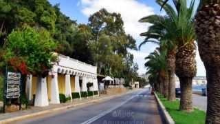 лутраки греция отели видео