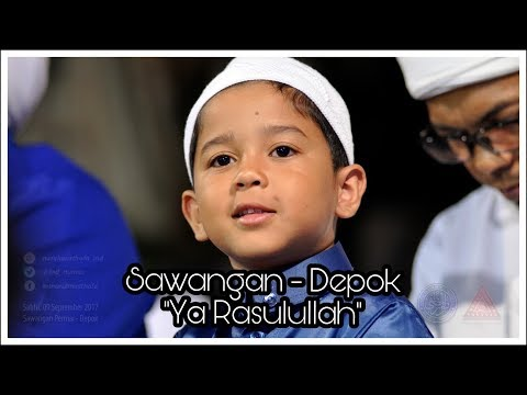 Nurul Musthofa 9 September 2017, Sawangan - Depok