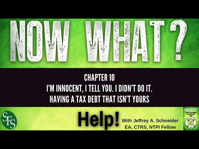 New book now what i got a tax notice from the irs help new book now what i got a tax notice from the irs help released today by jeffrey schneider ea florida newswire fandeluxe Choice Image
