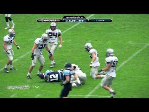 Swarco Raiders Tirol  vs Elmhurst BlueJays: The highlights