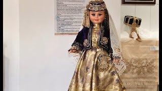 В Бахчисарае представили уникальную куклу