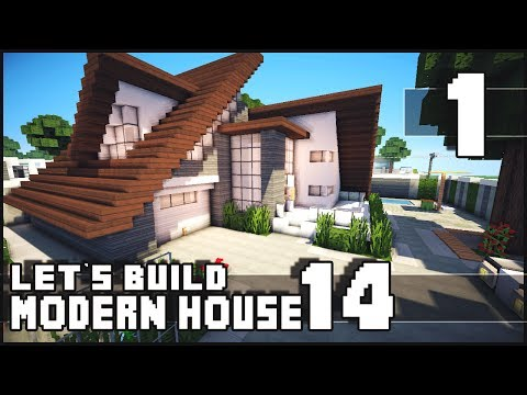 Minecraft Modern House 23 with Keralis YouTube