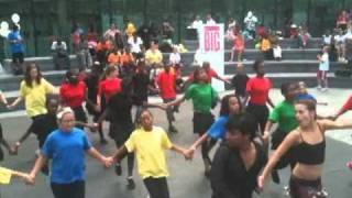London Youth Dance 2010.