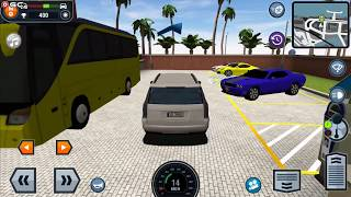 """Car Driving School Simulator """"Miami Pack 2"""" Car Driver, Parking Games - Android Gameplay FHD #17"""