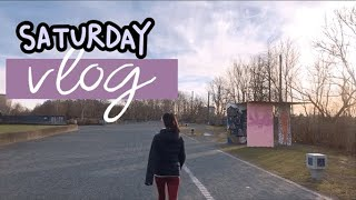 [Vlog] 독일의 아침식사, 공원에서 조깅, 일리 커…