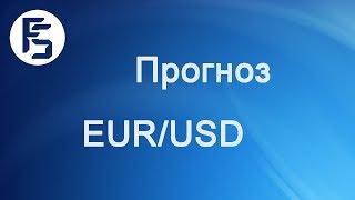Форекс прогноз на сегодня, 08 02 18  Евро доллар, EURUSD