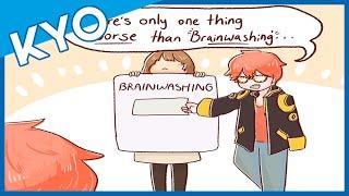 Brainwashing (Hilarious Mystic Messenger Comic Dub)
