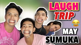 MUKBANG WITH MOUTH OPENER | GLESTER, JEROME, JAPET LEO CAPUNO