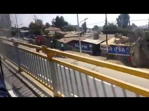 Addis Ababa Light Rail Ethiopia