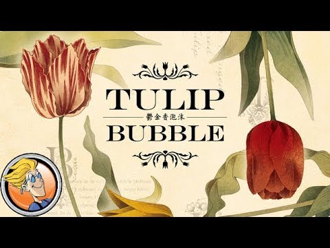 Tulip Bubble — Game Preview At Gen Con 50