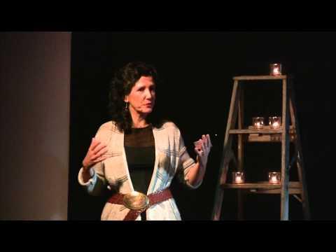 Elke Brown at TEDxNevadaCity