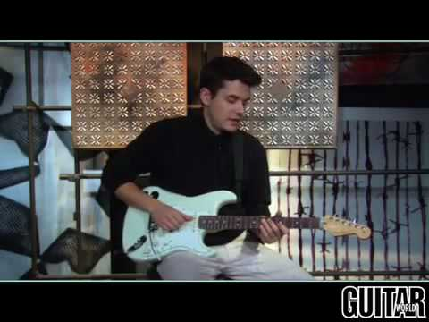 John Mayer  crossroads lesson tutorial  John Mayer
