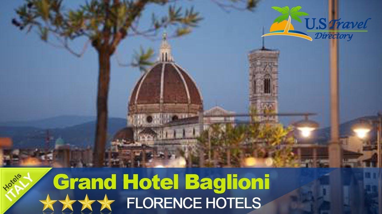 Grand Hotel Baglioni Florence Hotels Italy Youtube