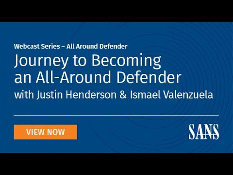 Journey To Becoming An All-Around Defender (Part 1)