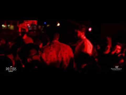DJ Rachit At Pitchers Cafe Bar