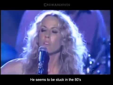 "Sheryl Crow - ""Members Only"" LIVE (Lyrics On Screen)"
