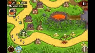 Kingdom Rush Frontiers - Ma'qwa Urqu 3 Stars E10