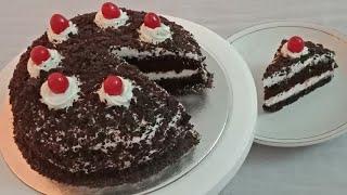 how to make cream cake
