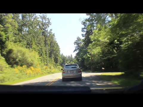 Port Renfrew To Victoria BC