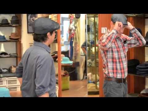 12e617e7749 Hat Of The Day (FLATCAPS) Haberdasher style - YouTube