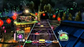 Guitar Hero 3 Smoke on the water Hard 100%