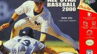All Star Baseball 2000 Menu Music