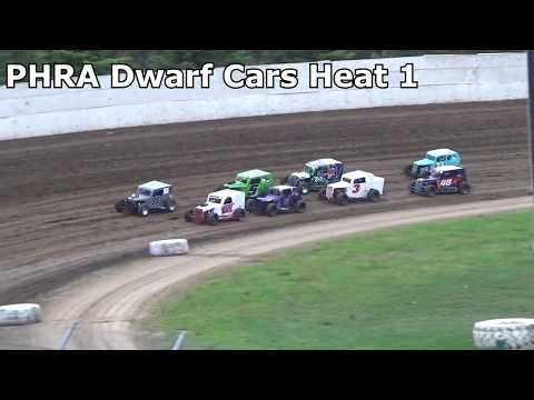 Grays Harbor Raceway, May 18, 2019, PHRA Dwarf Cars Heat Races 1 and 2