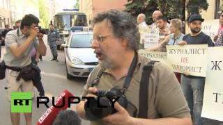 Russia: Supporters demand release of detained Lifenews crew