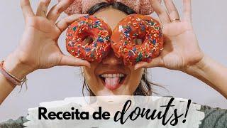 Donuts dos Simpsons | Mundo da Cami