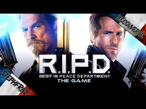 R.I.P.D The Game - Découverte avec Lara - FR HD PC