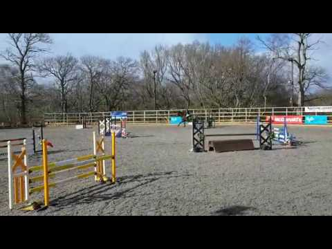 Petley Wood Arena Eventing Championship 100cm class