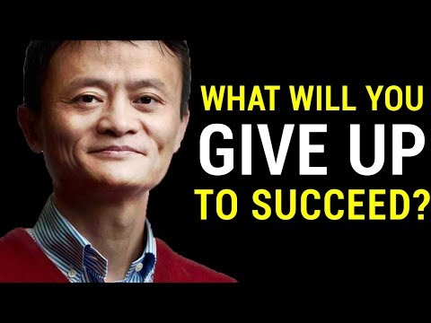 Jack Ma's Life Advice: WHY DO THE 1% SUCCEED (Best Motivational Video 2017)