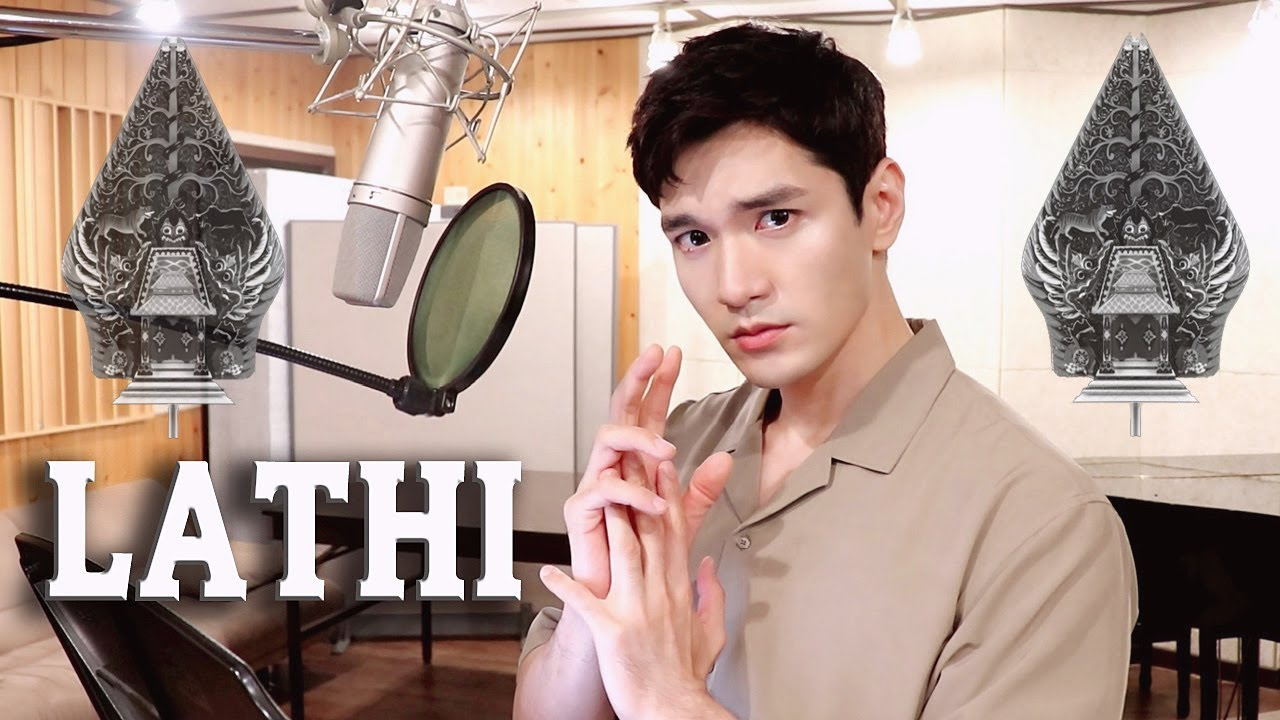 Lathi (Weird Genius) Cover by a Korean TV Host | Male Version - Travys Kim