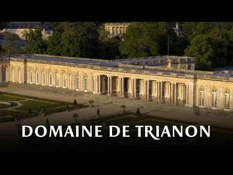 Le Domaine de Trianon vu du ciel
