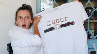 Download $450 GUCCI T-SHIRT Mp3 and Videos
