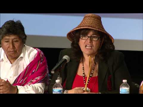 Native Chilean Women: (Bilingual) Empowering Indigenous Women and Their Communities