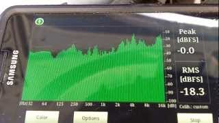 Skoda Fabia 1.2 TSI (CBZB) cold engine start sound at 42K