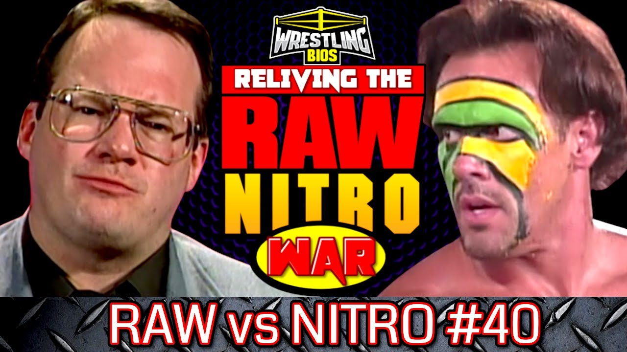 """Download Raw vs Nitro """"Reliving The War"""": Episode 40 - July 8th 1996"""