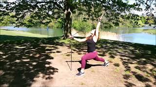 Nordic Yoga® 2019 - Decksteiner Weiher