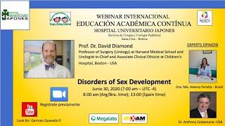 Disorders of Sex Development - Dr. David Diamond, Boston Children's Hospital