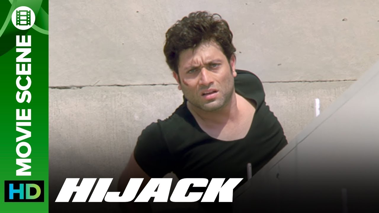 Download Shiney Ahuja's fights with hijackers to save his daughter - Hijack