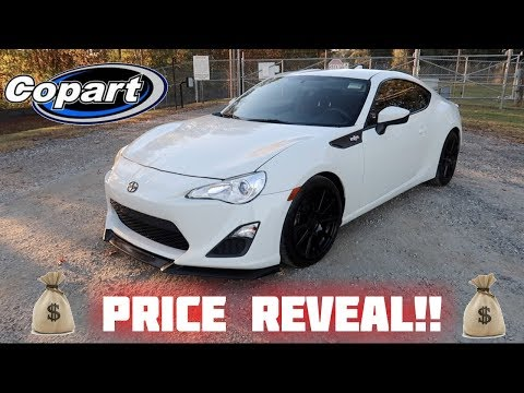 Rebuilding a Wrecked Turbo Scion FRS Part 7